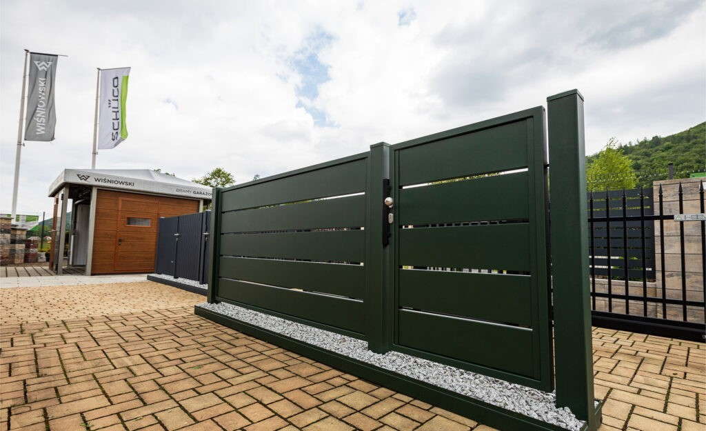 Moderní oplocení Home Inclusive Nokov
